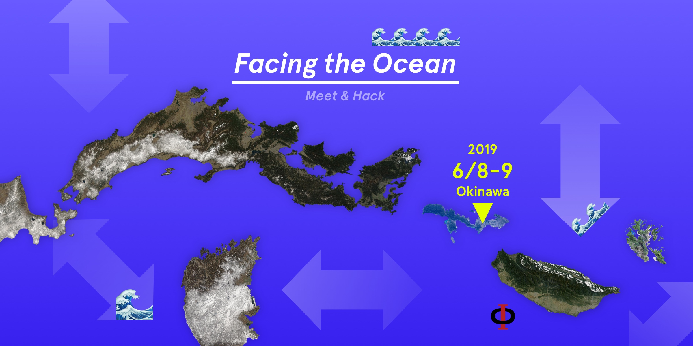 Event cover image for 國際出訪:Facing the Ocean Meet and Hack 面海黑客松 (沖繩)