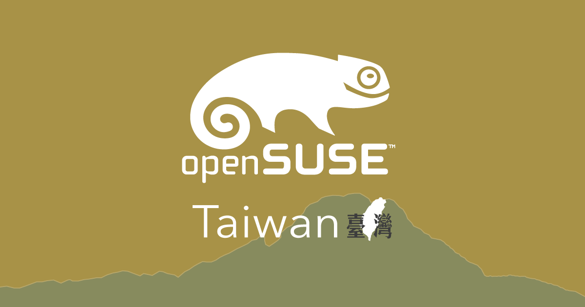 Thumbnail for 'openSUSE Taiwan'